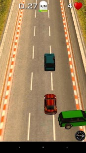 Highway Car Race 3D - Nitro- screenshot thumbnail