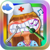 Cute Dentist-Crazy Toothbrush