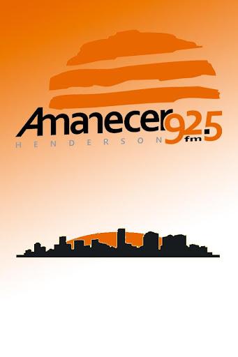 FM Amanecer 92.5 Henderson