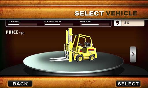 Forklift Simulator 1.9 screenshots 1