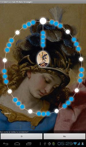 Coroncina S. Michele Arcangelo
