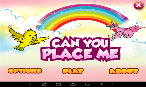 Can You Place Me