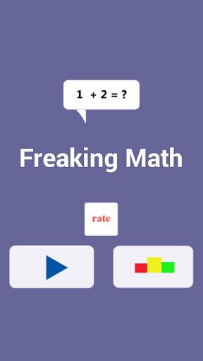 Freaking Math Free