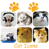 Icon Changer Cute Cats-Scleen
