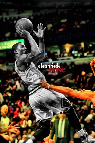 Derrick Rose Live Wallpaper HD - screenshot
