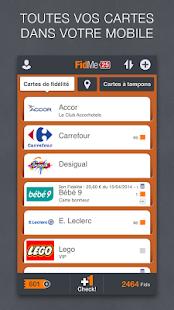 FidMe - Cartes de fidélité - screenshot thumbnail
