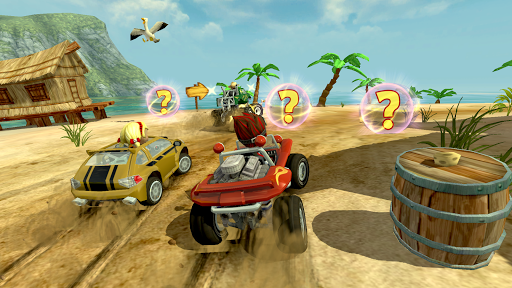 Beach Buggy Racing  screenshots 3