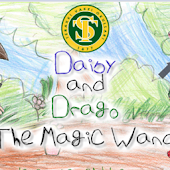 Daisy Drago the Magic Wand