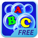 Word Bubbles for Kids Free logo