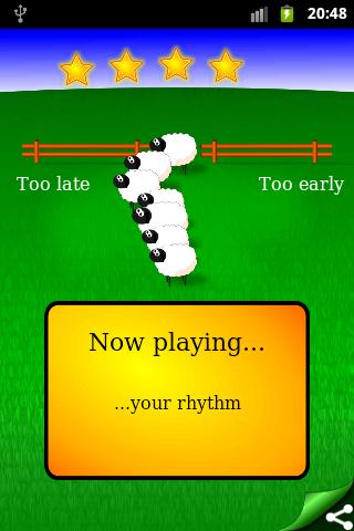 【免費教育App】Rhythm Sheep, learn music-APP點子