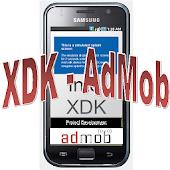 XDK-AdMob