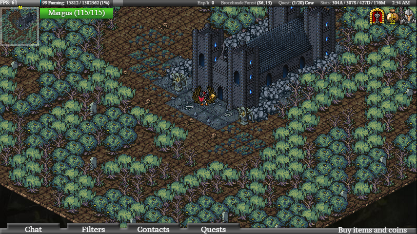 RPG MO - Sandbox MMORPG- screenshot