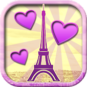 Love in Paris Photo Montage