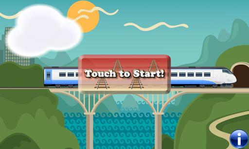 玩具火車 幼兒拼圖