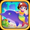 Mermaid Lola Baby Care icon
