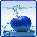 Water Apple Locker Theme icon