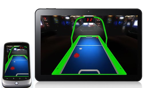 3D Air Hockey (Free)- screenshot thumbnail