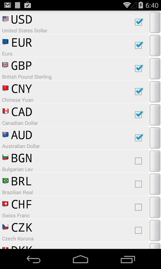 Currency Converter - Android Apps on Google Play