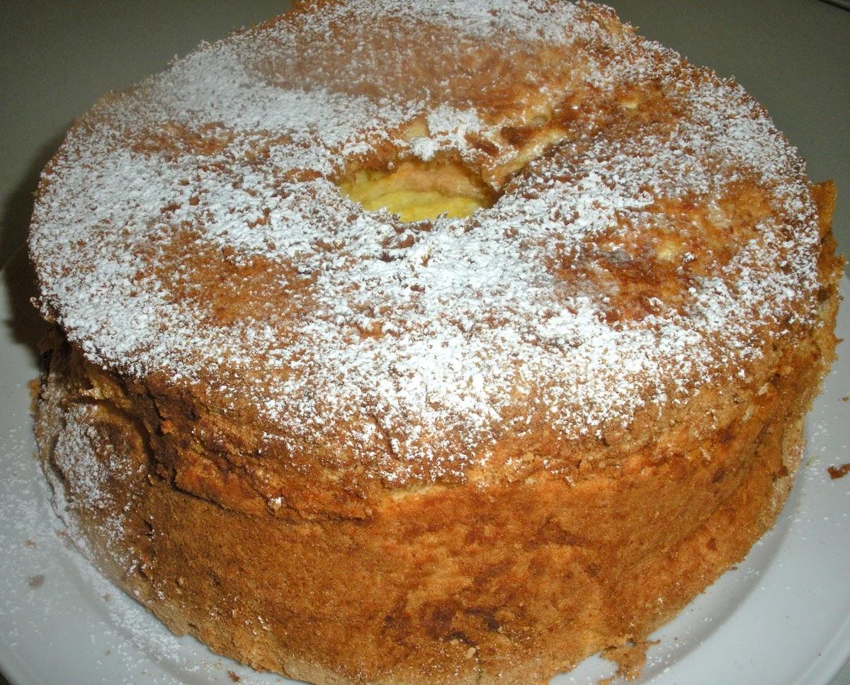 Corn Flour Sponge Cake Recipes