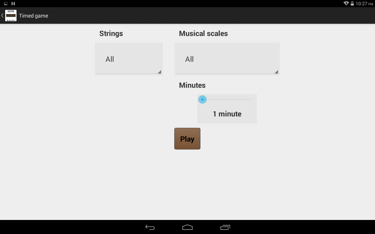 NDM-Basse (Music Notes)- screenshot