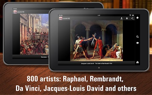 Louvre HD- screenshot thumbnail