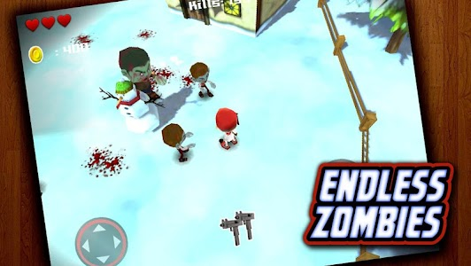 Tsolias vs Zombies 3D v1.3