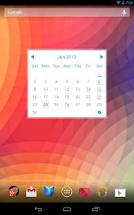My Month Calendar Widget 玩個人化App免費 玩APPs
