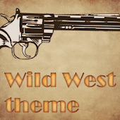 Wild West Go Launcher EX theme
