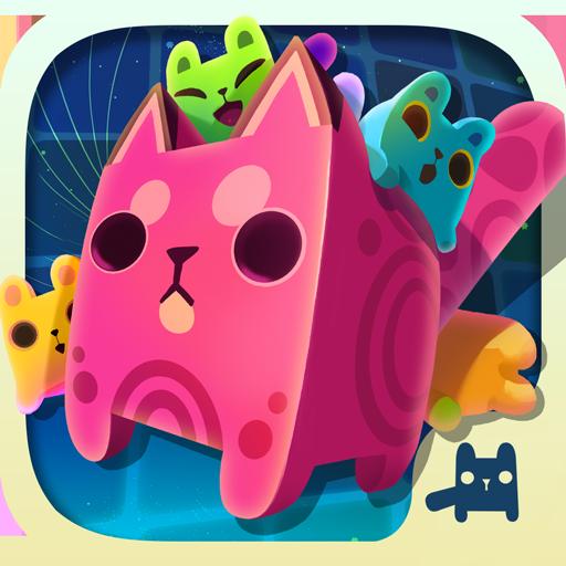 方块猫养不停 休閒 App LOGO-硬是要APP