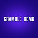 Gramble Sample App icon