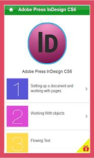 InDesign CS6 Tutorial