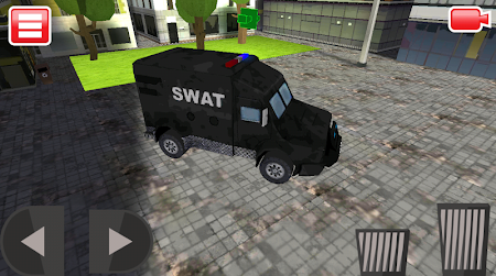 Police Car Simulator in 3D 1.0 screenshot 99084
