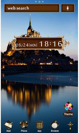 Mont Saint-Michel Wallpaper 1.3 Windows u7528 1