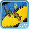 Ukraine HD wallpaper icon