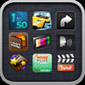 iPhone Style Folders icon