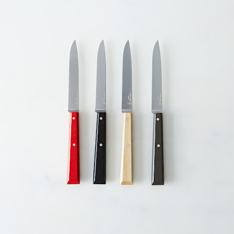 Multi-Colored Opinel Knife Set (Set of 4)