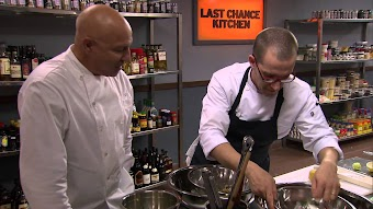 Last Chance Kitchen, Ep. 1
