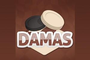Screenshot of Damas MegaJogos
