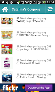 Extreme Couponing screenshot 3