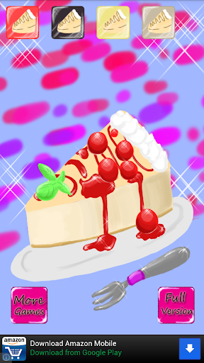 【免費休閒App】Yummy Time Cheesecake-APP點子
