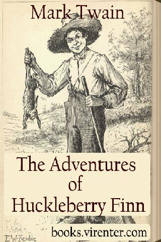 role of huckleberry finn as a In 1884 mark twain published the adventures of huckleberry finn and furthered  his rebellious nature as one of america's premiere authors.
