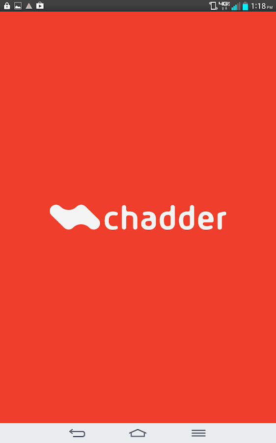 Chadder- screenshot