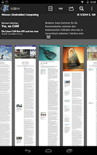 iX Magazin – Miniaturansicht des Screenshots