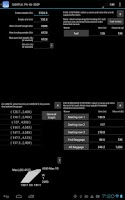 Screenshot of Aircraft Weight & Balance