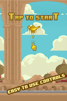 Flappy Lamp apk screenshot