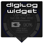 Digilog for Zooper Widget Pro