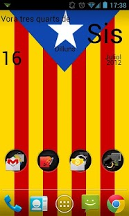 Catalan Clock- screenshot thumbnail