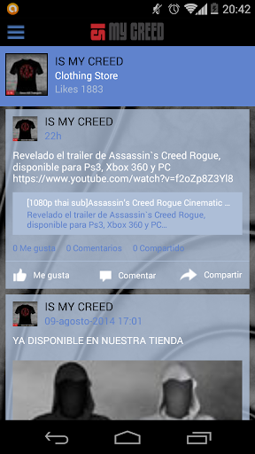 IsMyCreed