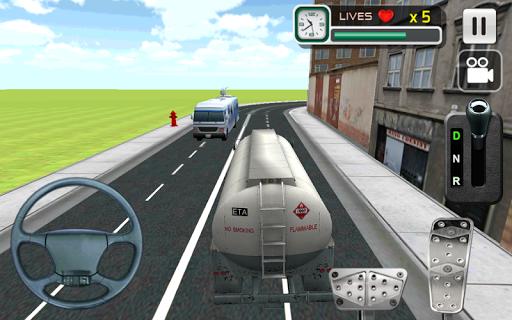 油輪運輸模擬器