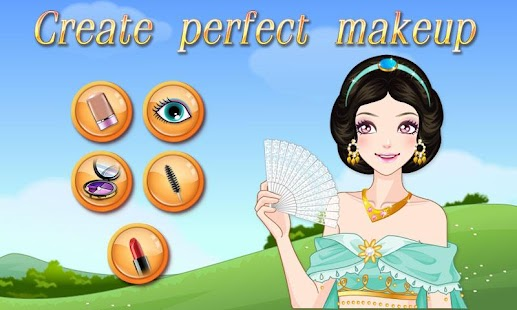 Makeup Fairy Tale Princess